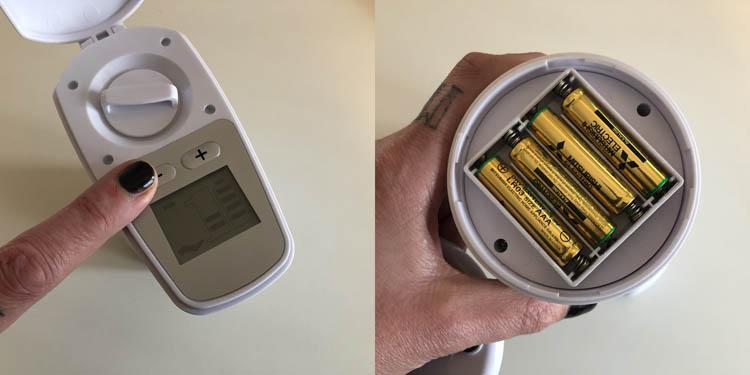 Dit is een afbeelding van zeepdispenser voor glijmiddel review test
