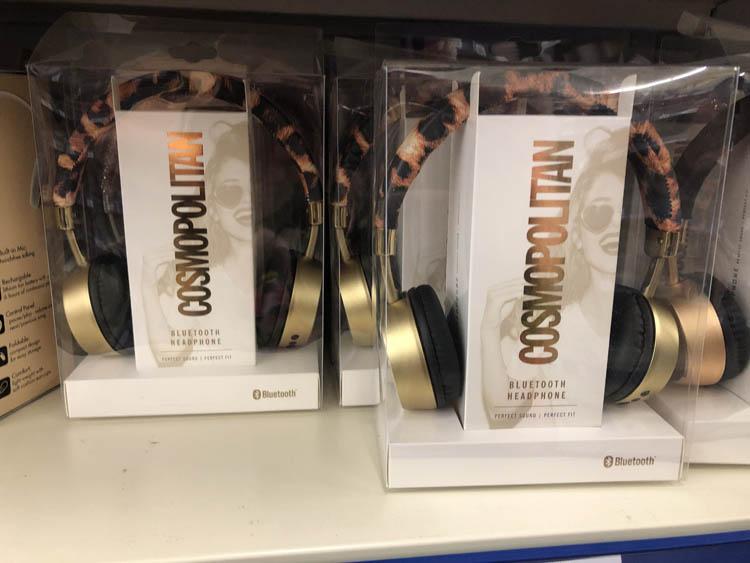 Dit is een afbeelding van cosmopolitan koptelefoon