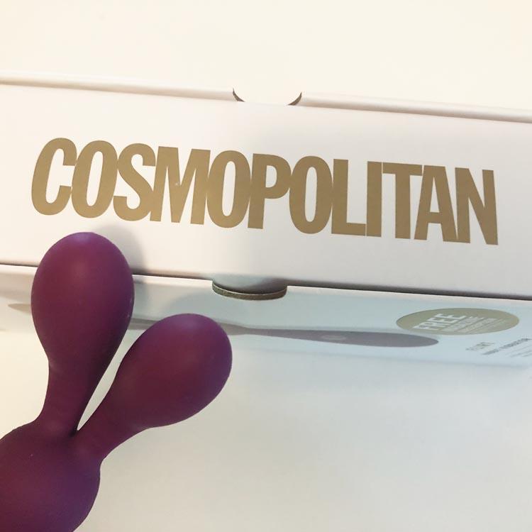 Dit is een afbeelding van cosmopolitan sextoy flirt