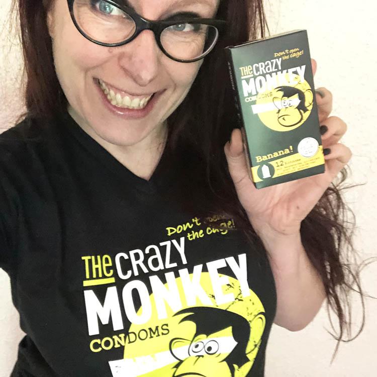 Dit is een afbeelding van crazy monkey condooms