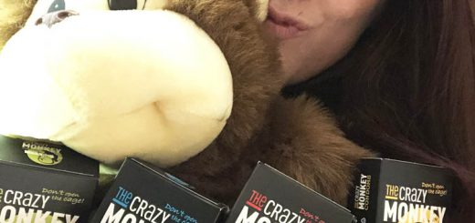 Dit is een afbeelding van give away crazy monkey