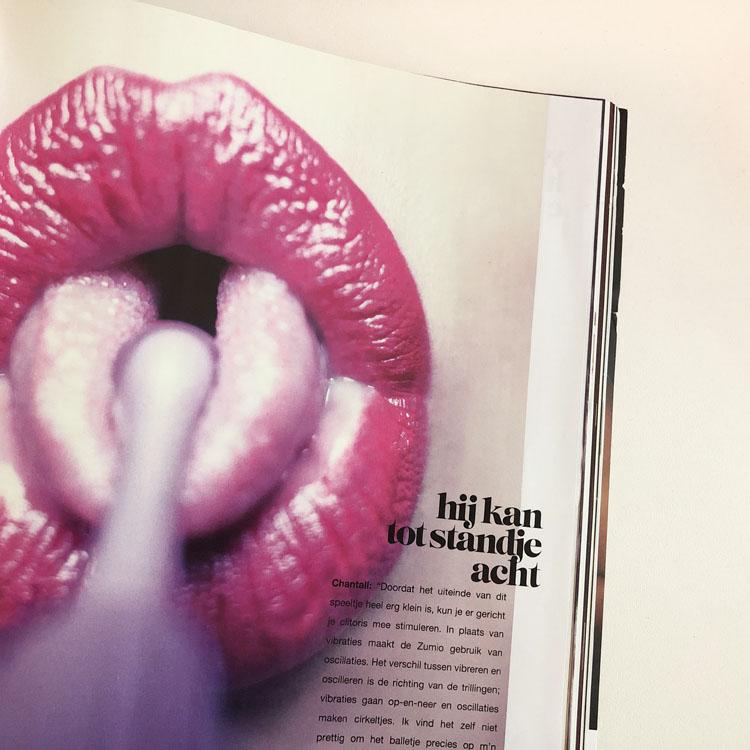 Dit is een afbeelding van zumio seksspeeltje in de linda