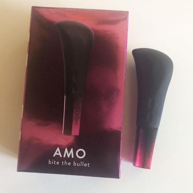 Dit is een afbeelding van verpakking amo bullet vibrator