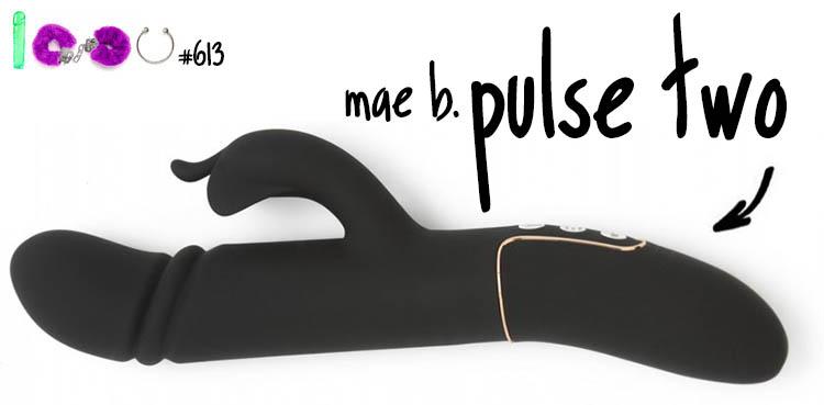 Dit is een afbeelding van pulse two mae b stotende sextoy