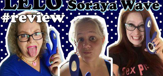Dit is een afbeelding van review soraya wave vlog