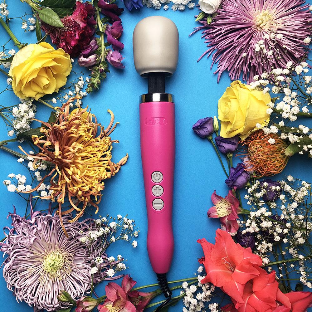Dit is een afbeelding van doxy massager vibrator