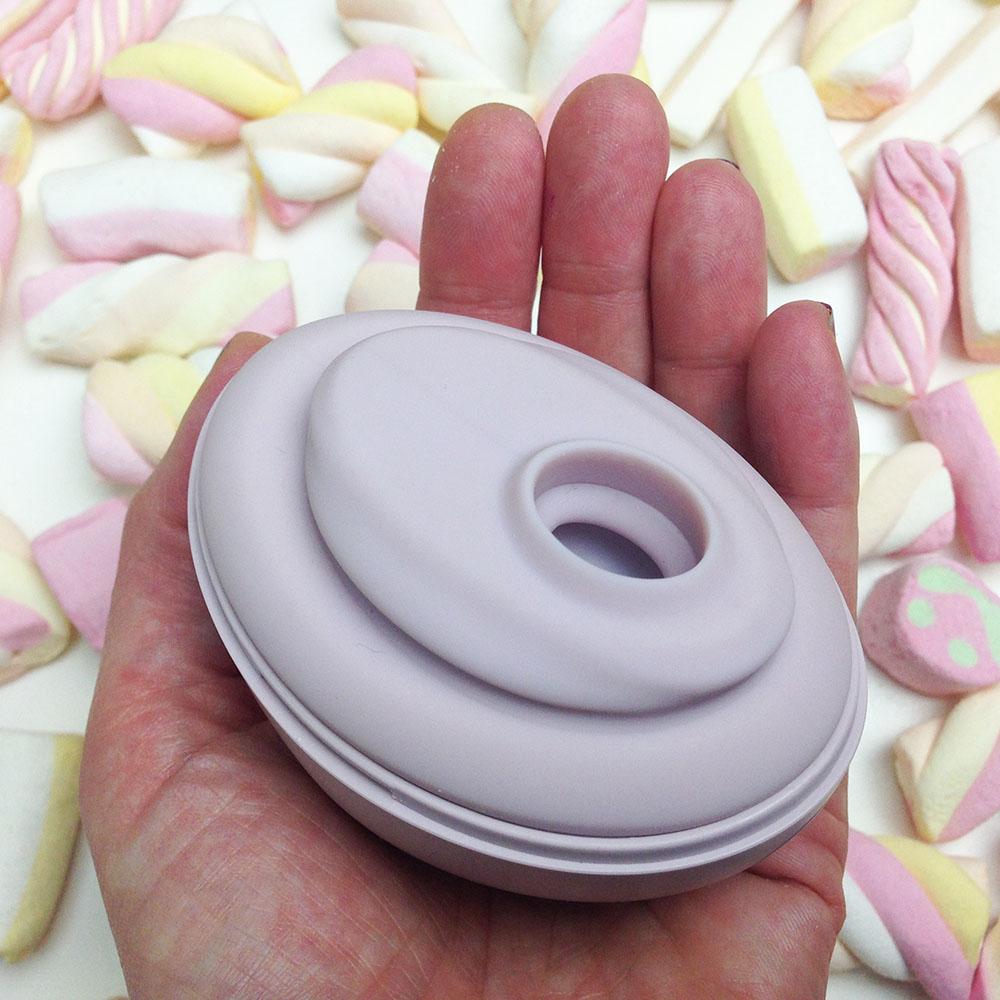 Dit is een afbeelding van baci lora di carlo vibrator vorm