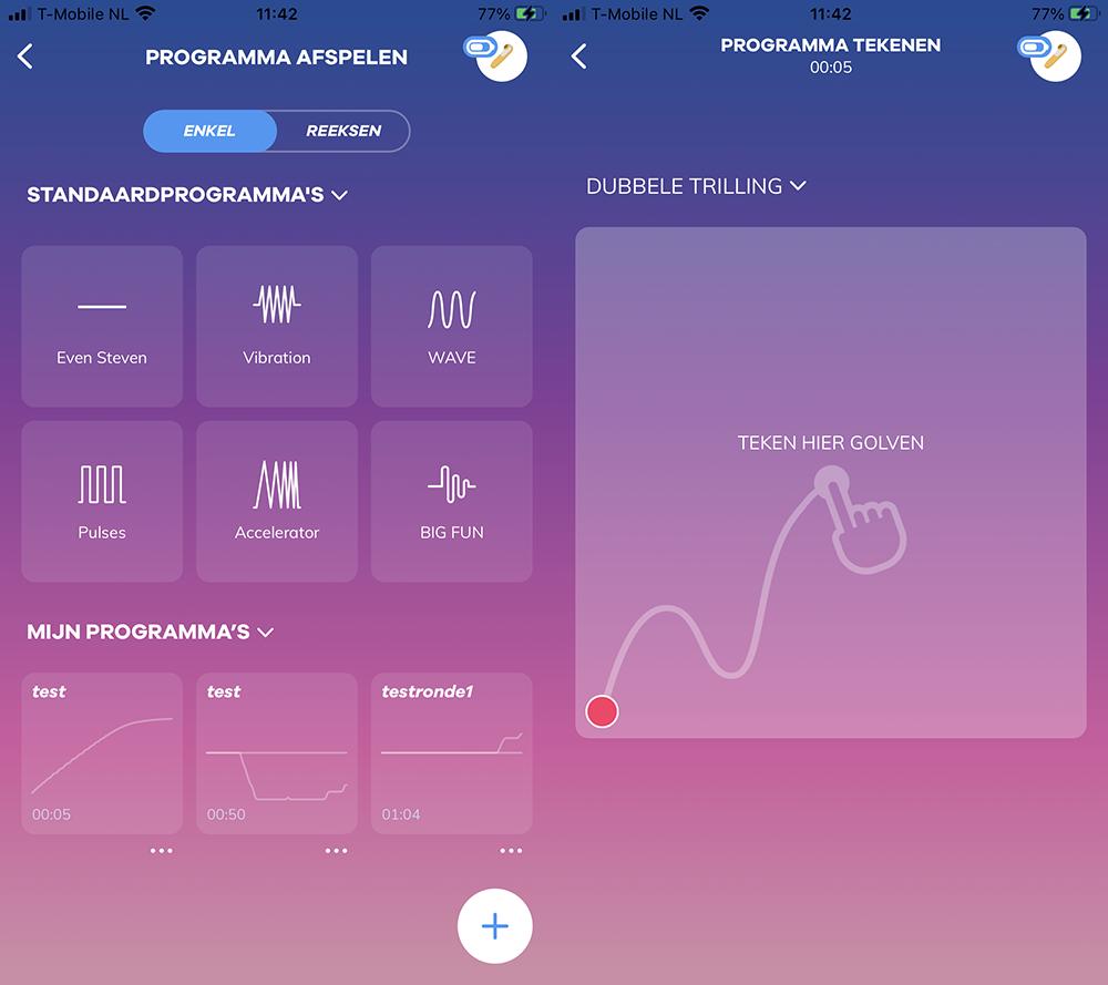 Dit is een afbeelding van app van satisfyer