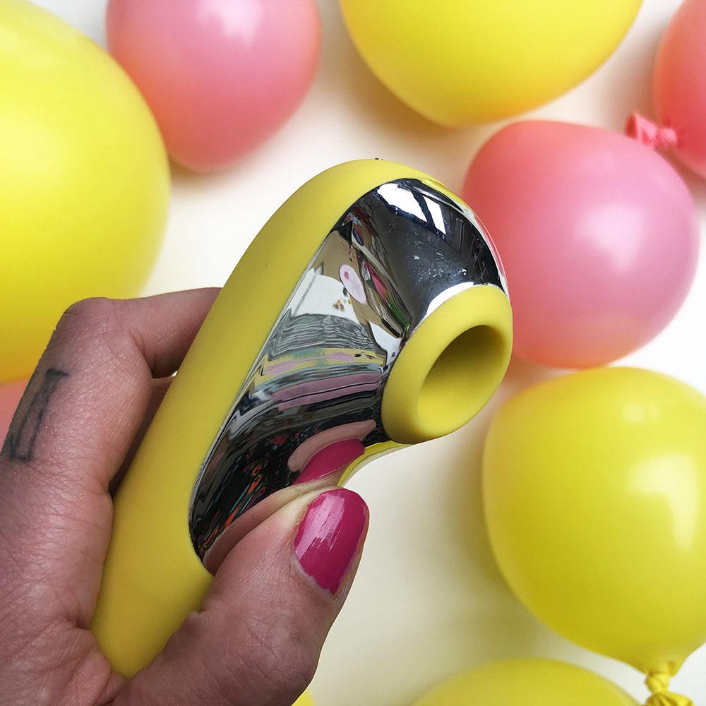 Dit is een afbeelding van luchtdruk toy satisfyer