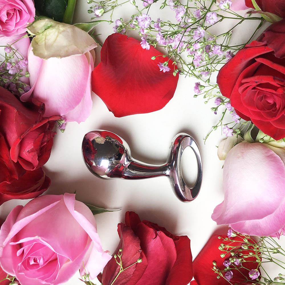 Dit is een afbeelding van njoy pure plug valentijn cadeau sexy geil