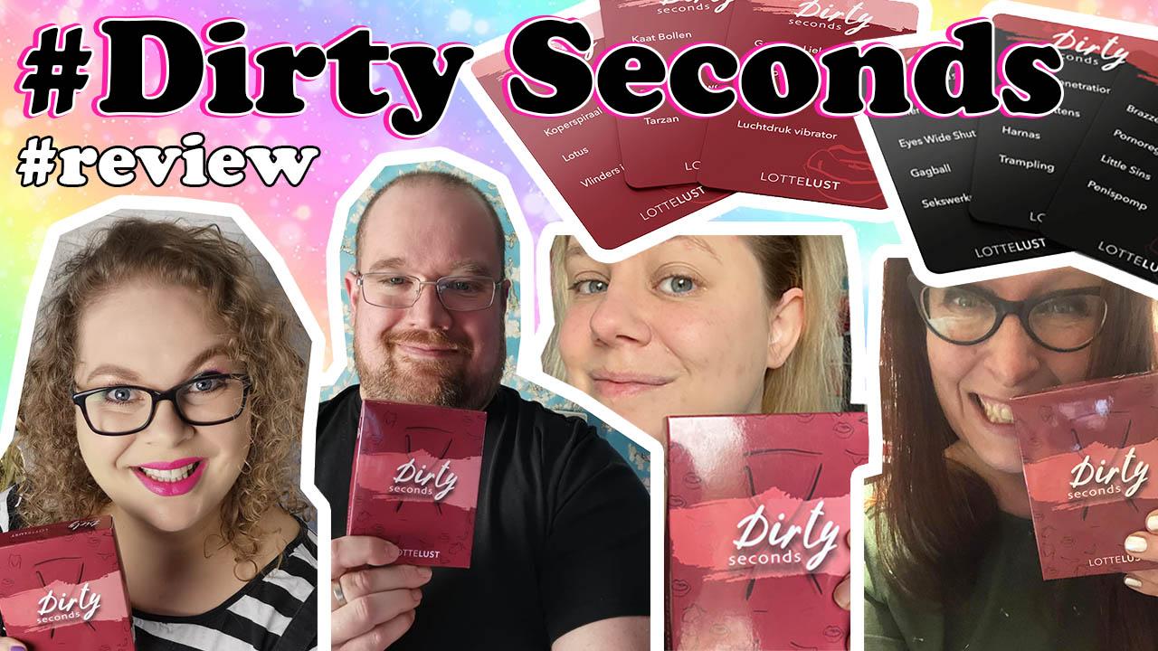 Dit is een afbeelding van dirty seconds spel