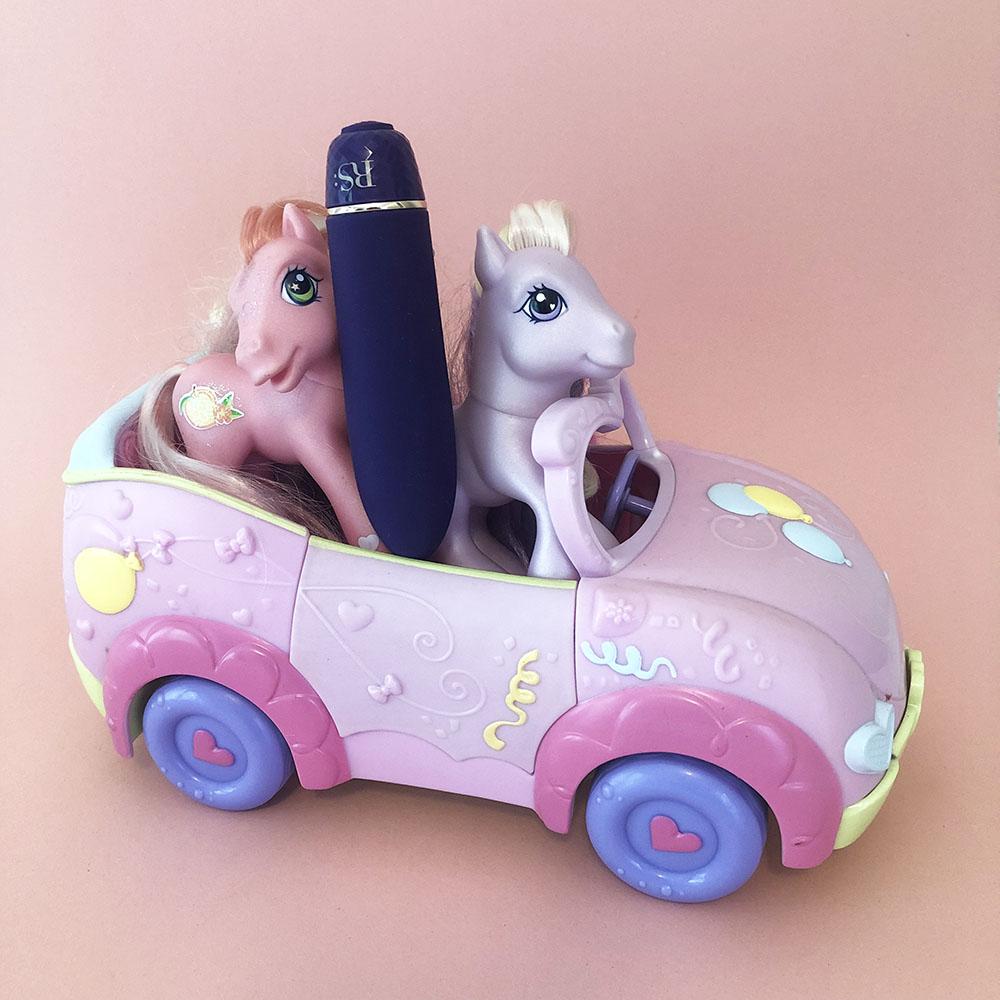 Dit is een afbeelding van rianne s vibrator my little pony