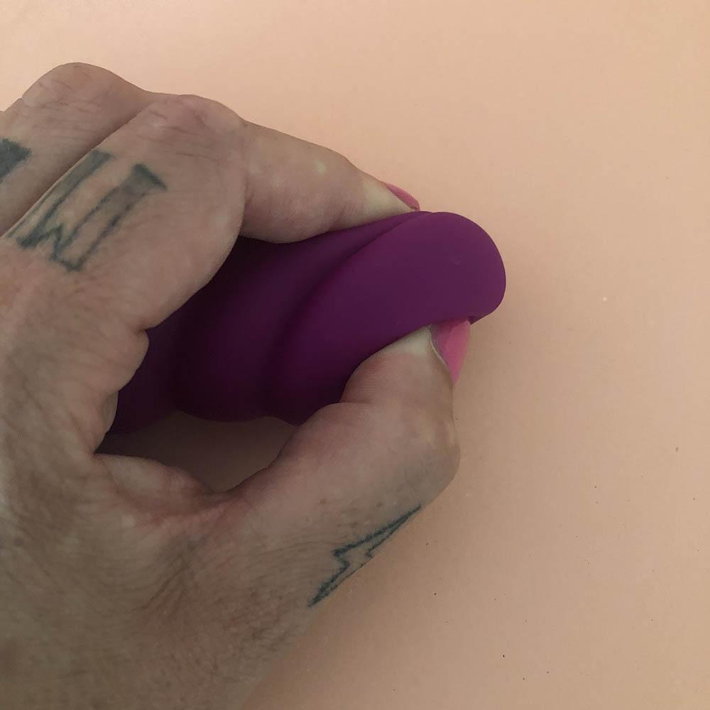 Dit is een afbeelding van g vibe gcandy vibrator review