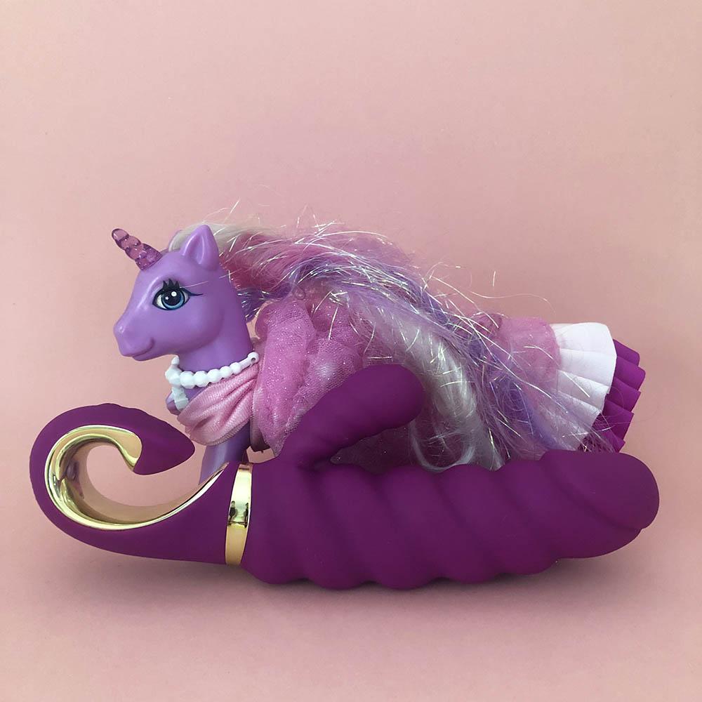 Dit is een afbeelding van vibrator test sextoy review my little pony